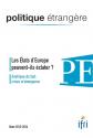 Politique étrangère, vol. 78, n° 4, hiver 2013-2014