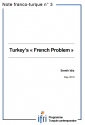 "Turkey's ""French Problem"""