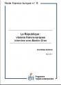 La République : visions franco-turques. Interview avec Baskın Oran