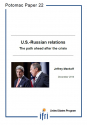 U.S.-Russia Relations : The Path Ahead after the Crisis