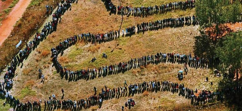 Vote SA