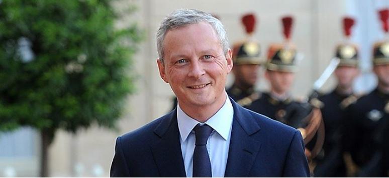 Bruno Lemaire, Ministre de l'Economie et des Finances