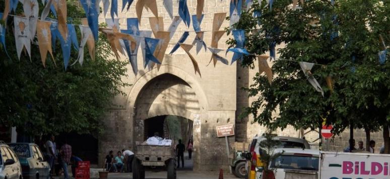 Quelques jours avant les élections du 7 juin à Diyarbakır