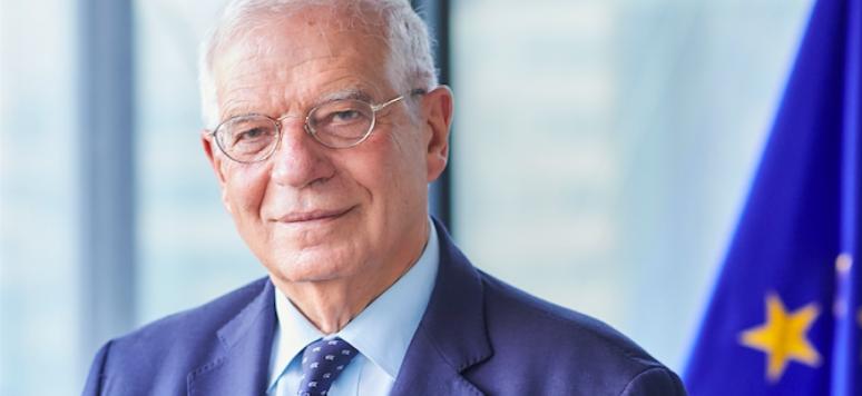 Josep Borrell, Haut représentant de l'Union européenne pour les affaires étrangères et la politique de sécurité