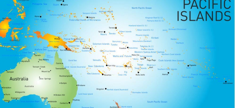 Chinese Investment In Pacific Islands