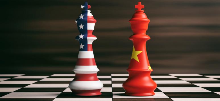 Tensions entre les Etats-Unis et la Chine: la guerre commerciale devient  technologique et idéologique | IFRI - Institut français des relations  internationales