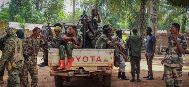 Écosystème des groupes armés en Centrafrique   IFRI - Institut français des  relations internationales