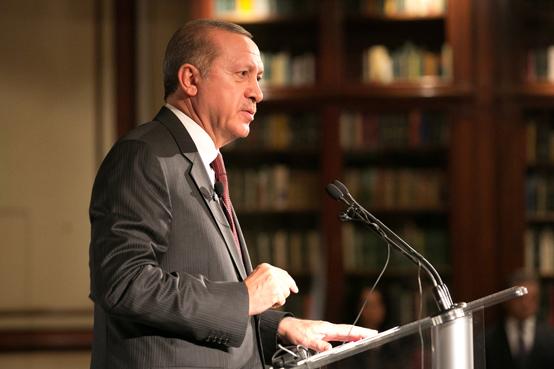 Recep Erdogan, Président de la République de Turquie