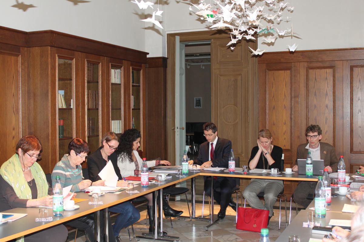 Groupe de réflexion franco-allemand