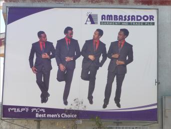 Source : C.Nallet, cliché réalisé à Addis-Abeba le 09/11/12