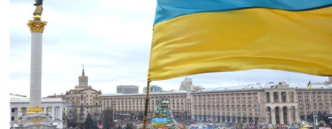 La place de Maïdan, Kiev. Copyright Oleg Mit / Shutterstock