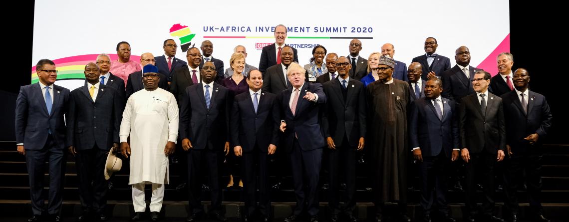Réunion à Londres sur les relations économiques entre le Royaume-Uni et l'Afrique