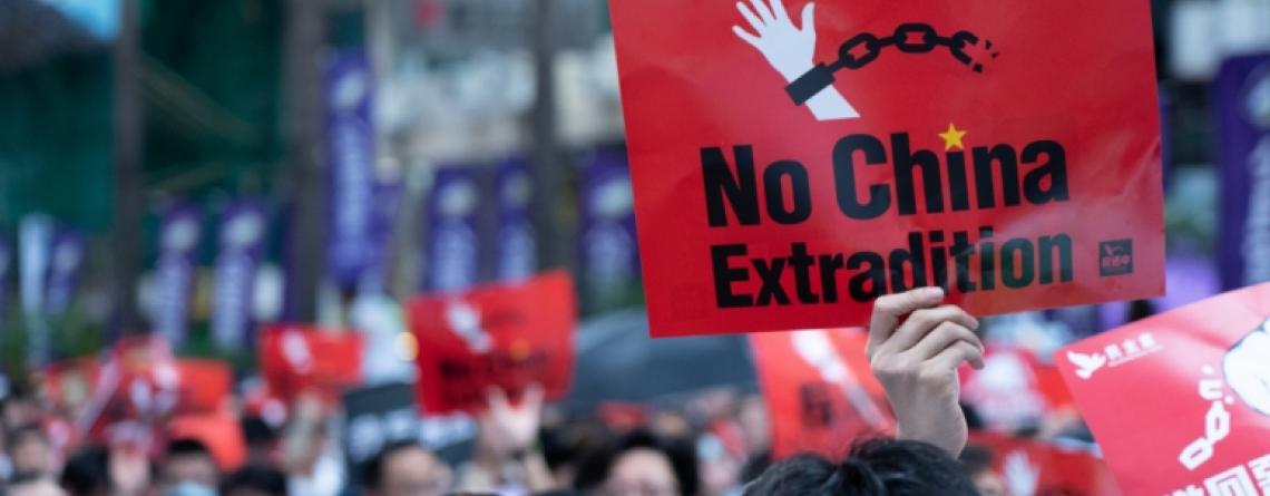 Manifestations à Hong Kong du 9 juin 2019