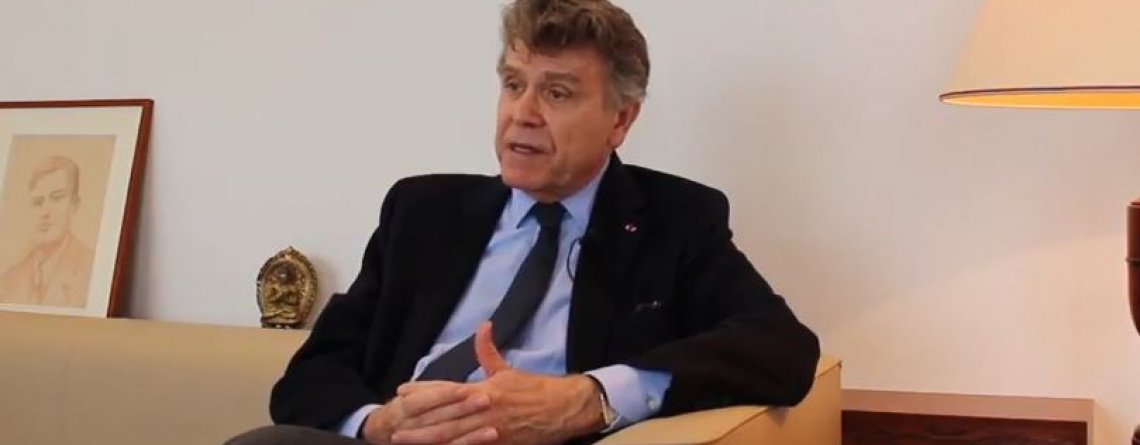 Thierry de Montbrial