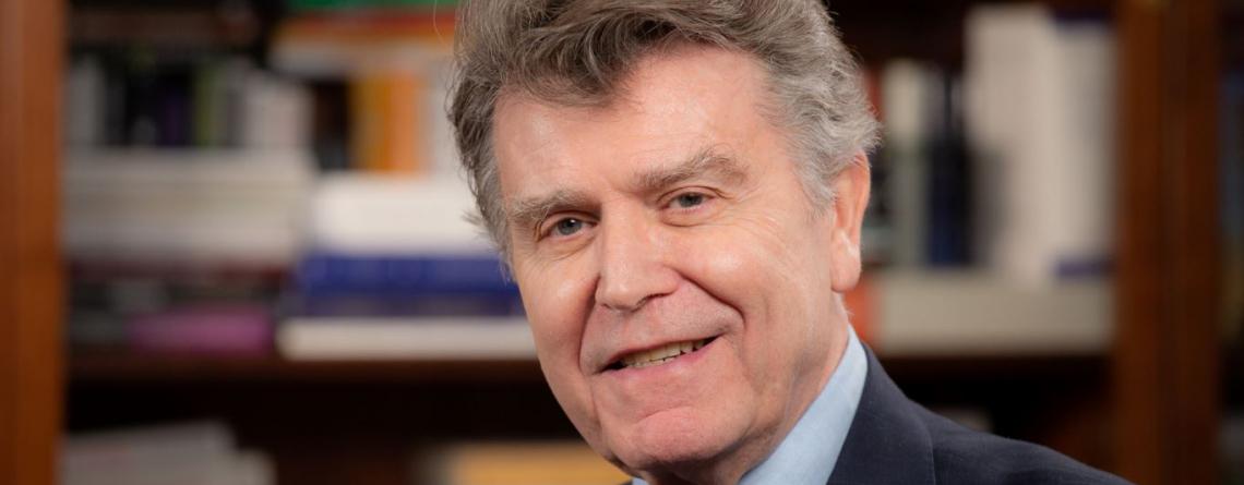 Thierry de Montbrial, fondateur et président de l'Ifri