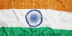 Drapeau de l'Inde