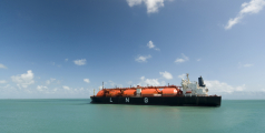 Liquefied Natural Gas tanker - Shutterstock/Donvictorio