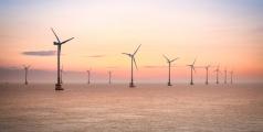 Éoliennes offshore en mer de Chine - Shutterstock/Chuyuss