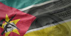 Drapeau Mozambique Dollars