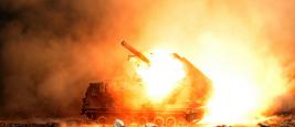 Exercices de tirs de lance-roquettes multiple
