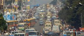 Addis-Abeba, Ethiopie