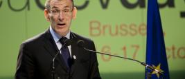 Andris Piebalgs, Commissaire européen pour le Développement - Crédits Union européenne