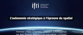 Couverture vidéo - Interview Alain Charmeau