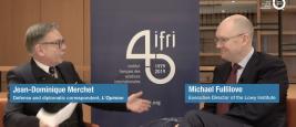 Couv vidéo. J-D Merchet - M. Fullilove
