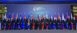 5th Meeting of Heads of Government, Central and Eastern European Countries and China in Riga, Latvia 2016