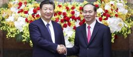 Xi Jinping appelle la Chine et le Vietnam à améliorer leur communication stratégique