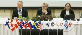 Réunion du Conseil de l'Arctique