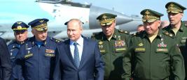 Visite du Centre d'essais en vol de Chkalov, 2019