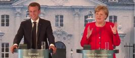 Emmanuel Macron_Angela Merkel