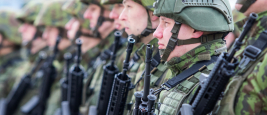 NATO Lithuanian soldiers