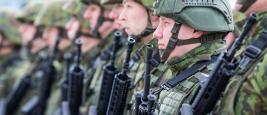 Soldats lituaniens de l'Otan
