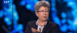 """Françoise Nicolas dans """"Droit de Suite"""", LCP"""