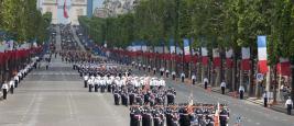 July 14, 2012. Paris, France.