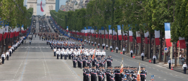 14 Juillet 2012, Paris, France.