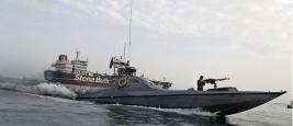 Le tanker britannique Stena Impero sous contrôle des Iraniens