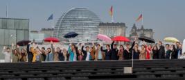 Dialogue d'avenir franco-allemand promotion 2019 - Berlin