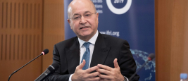 Barham Salih, Président de l'Irak, IFRI, 25/02/2019
