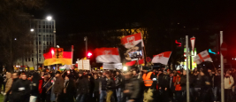 Manifestation de Pegida 12 janvier 2015