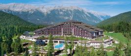 63e conférence de Bilderberg, 2015, Interalpen Hotel