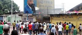 Manifestation à Kinshasa, 21 janvier 2018