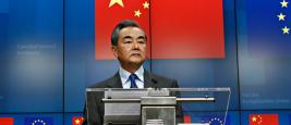 Ministre des affaires étrangères chinois Wang Yi