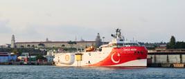 Oruç Reis, navire d'exploration turc