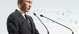 Vladimir Putin, COP21, 2015