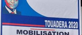 Mobilisation citoyenne, Touadéra, 2021