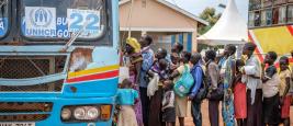 Ouganda - réfugiés du Sud-Soudan