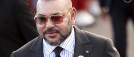 Le roi du Maroc Mohamed VI, à Rabat, le 22 mars 2017